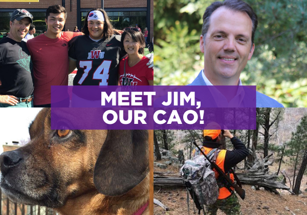 Meet Jim, our CAO blog image