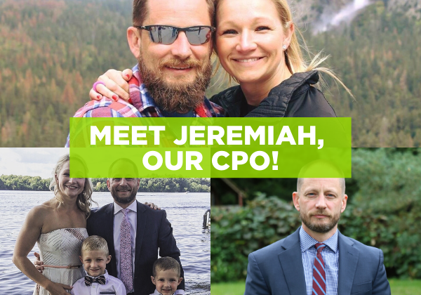 Meet Jeremiah, our CPO!