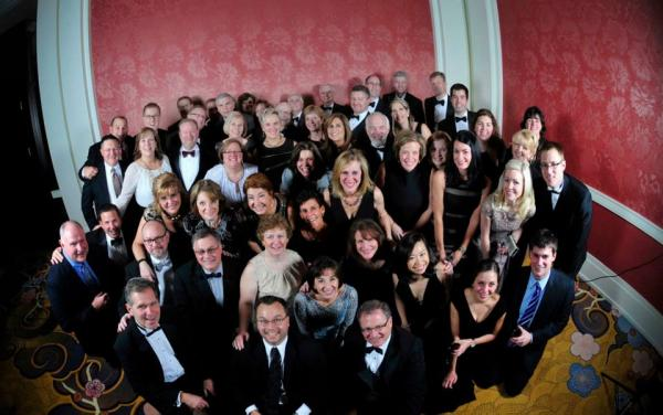 Guild at ball