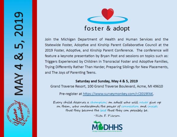 foster and adopt conference