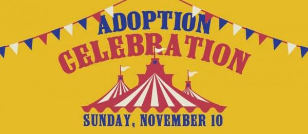 Adoption Celebration Photo 2019