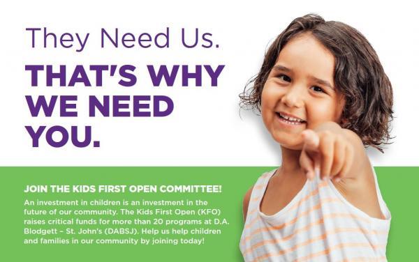 KFO Committee flyer header