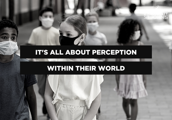 Perception Within Their World - Current Events blog