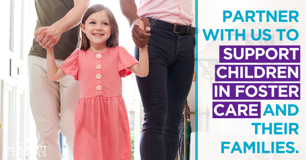 Foster Care Info Meeting Header image