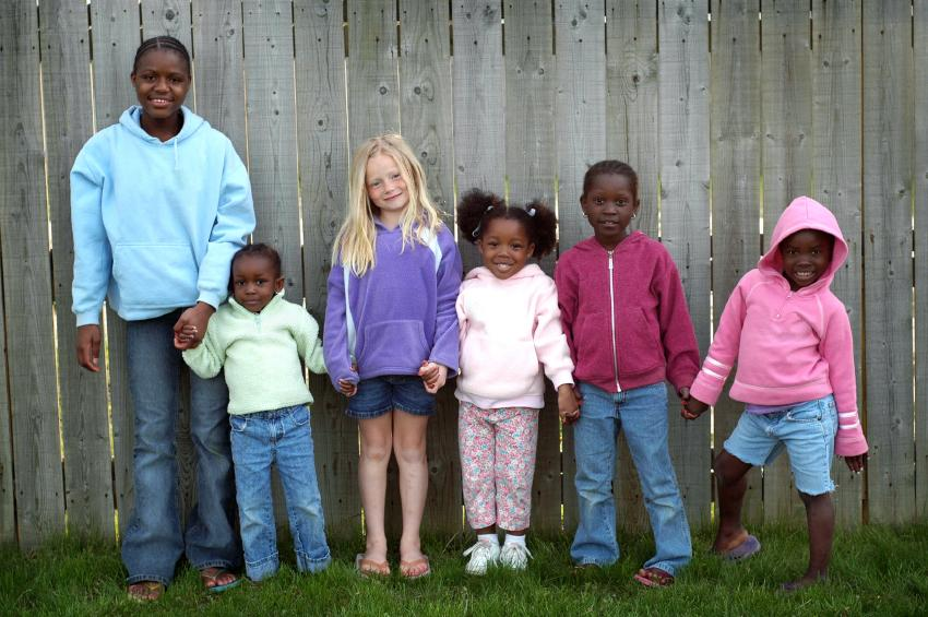 Adoption Group of Kids