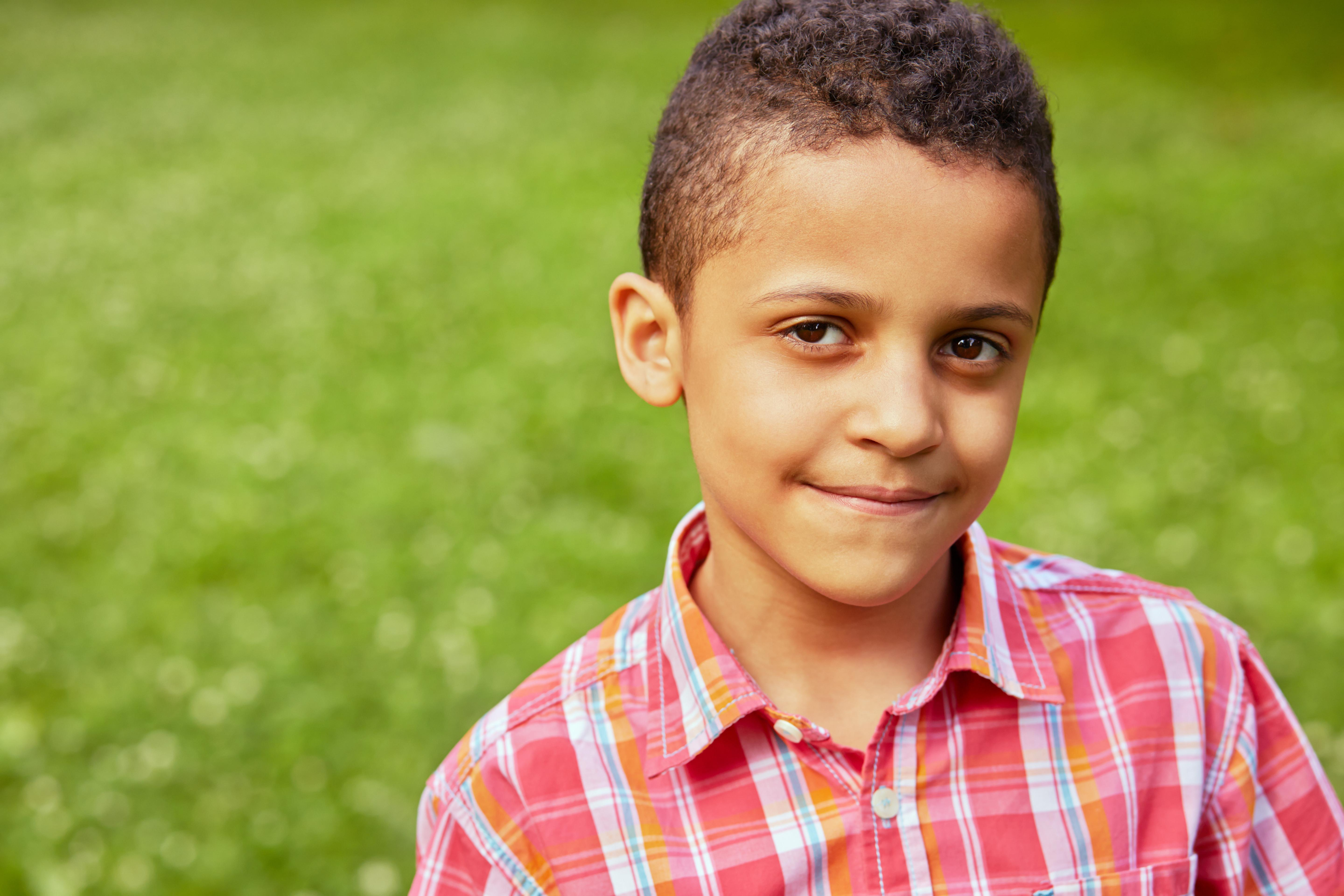 Kid with Incarcerated Parent
