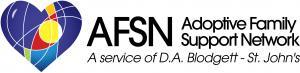 AFSN logo long