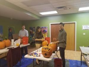 ELC pumpkin photo