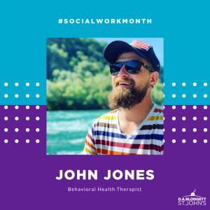 John Jones swm