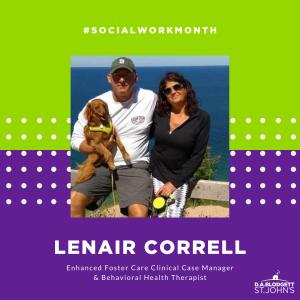 Lenair Correll swm