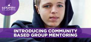 Introducing Community Based Group Mentoring