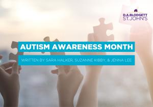 Autism Awareness Month blog image