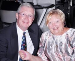 Bill and Carolyn Hineline