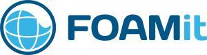 foam-it updated logo