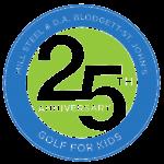 GFK 25th Anniversary Logo